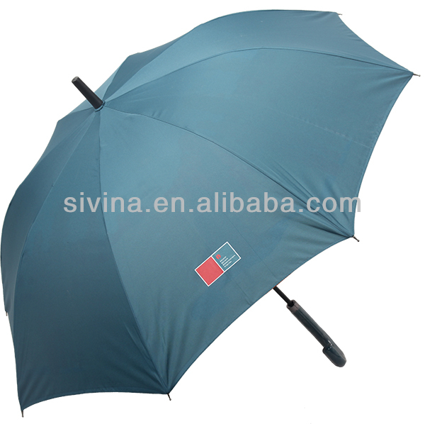 standard style double layers fabric full inside printing umbrella cost