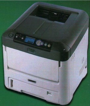 Medical LED printer