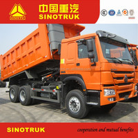 HOWO USED DUMP TRUCK FOR SALE 10 WHEELS BIG CAPACITY