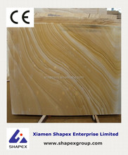 Customized sandstone countertop headstone slabs for sale