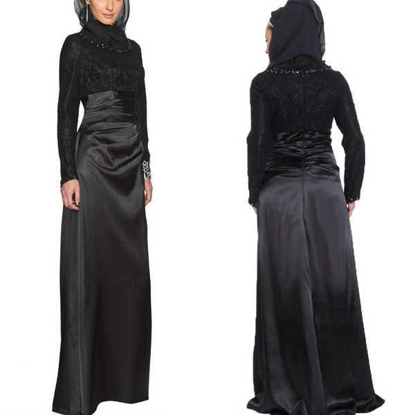 Latest Burqa Designs New Model Abaya In Dubai Muslim Maxi Dresses Pictures