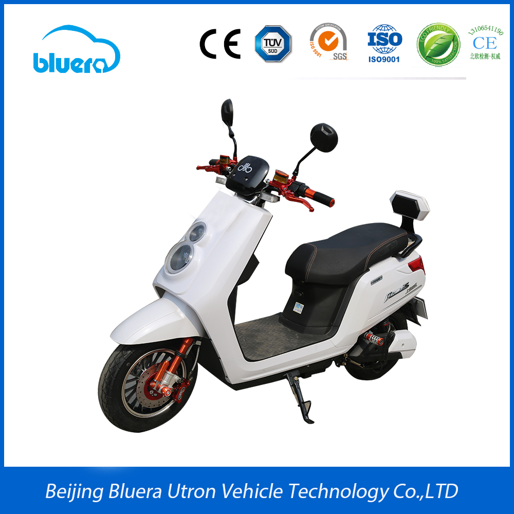 Large Power E Bike Two Wheel Electric Scooter with 1300w Motor