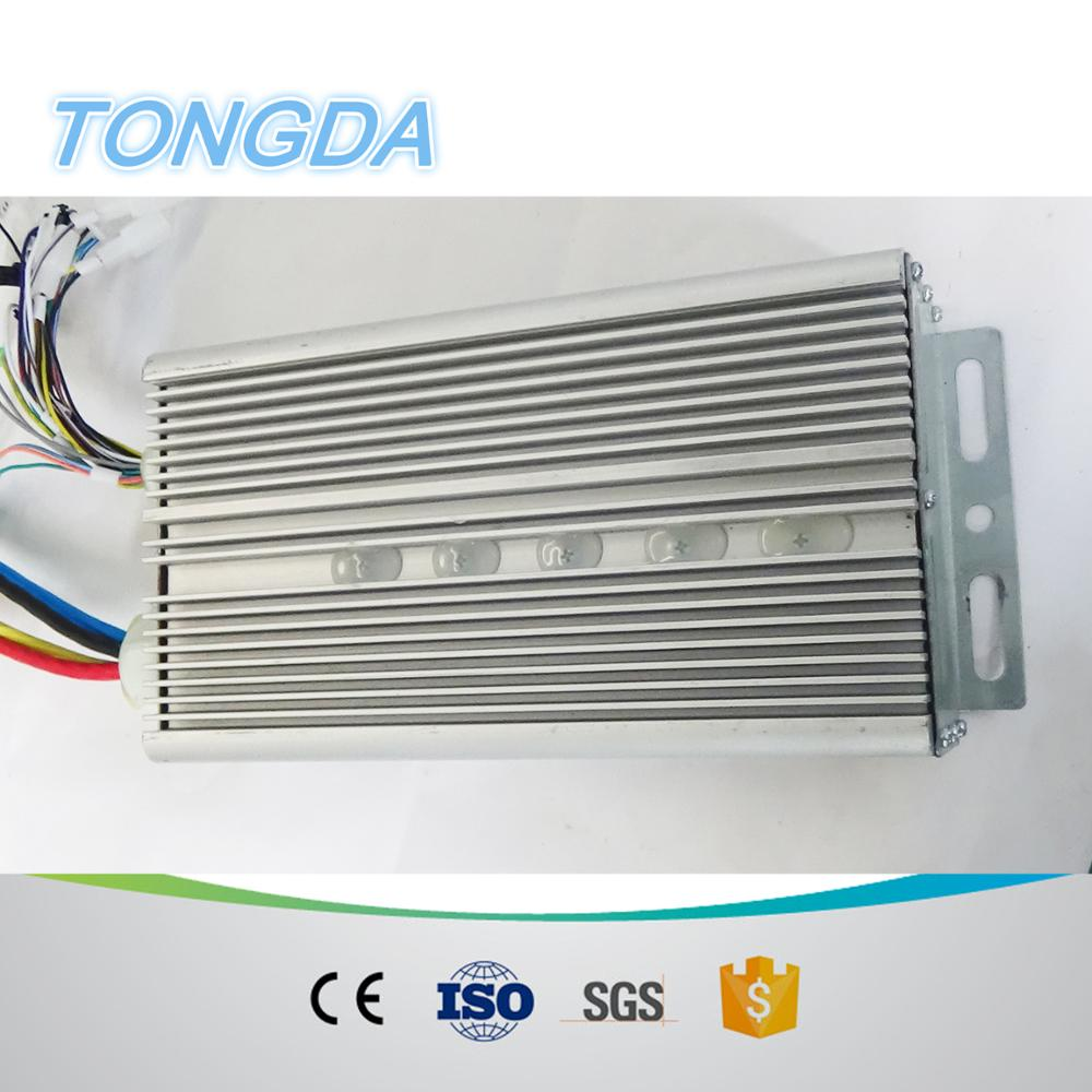 electric motor controller 48v 2000w