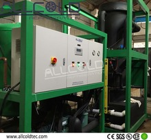 industrial tube ice maker machine/ commercial ice tube making machine