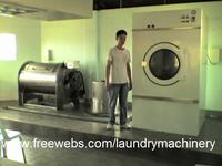Laundry Tumbler Dryer, Hydro Extractor and Washer