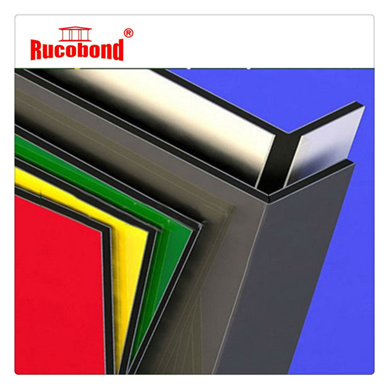 RUCOBOND acp sheet price aluminum cladding panel aluminum composite panel