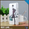 Custom tpu printed phone case 0.3mm waterproof case for meizu mx4 phone case