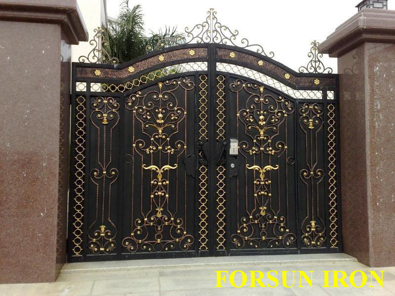 Various Africa Iron Gate Showcase