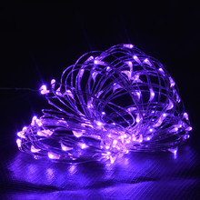 New Design Holiday Decorative Ambience Led Permanent Christmas Lights Garland Fairy Lights
