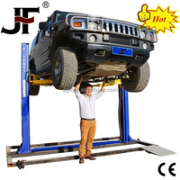 strong packing car washing lift in pakistan