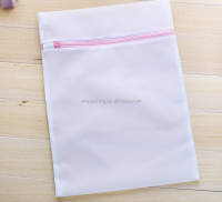Laundry Washing Bag Wash Lingerie Saver Mesh Net Bags with zipper