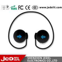 wireless stereo sport bluetooth headphone for neck style