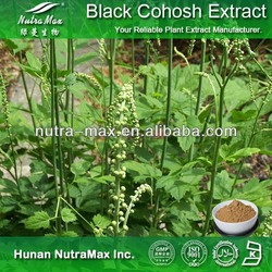 Black Cohosh Extract 2.5%, Triterpene Glycosides, Triterpenoidal Saponin