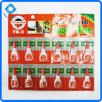 12PC Blister Packing Super Glue 3g Super Glue Gel