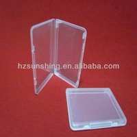 Compactflash card case Slim card holder Name card packaging box