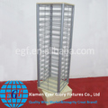 Four Sided Spinner Floor Display Stand