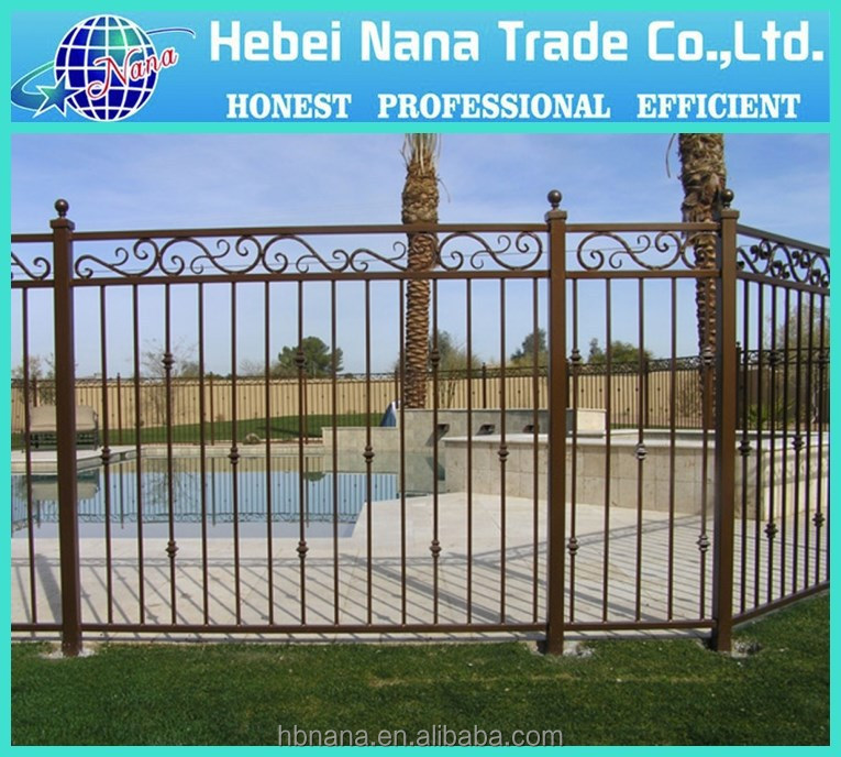 cheap wrought iron fence panels for sale buy cheap. Black Bedroom Furniture Sets. Home Design Ideas