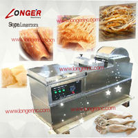 Squid roasting machine|Roasted squid shred machine|Sleeve fish roasting machine
