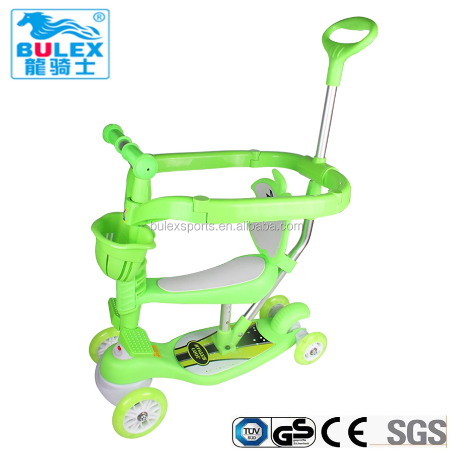 Professional 5 in 1 trick mini pro scooters for baby
