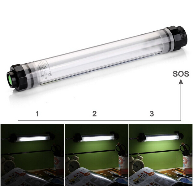 High quality New waterproof Portable Underwater LED Fishing Lamp
