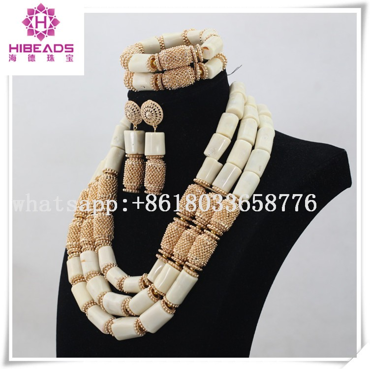 Fashion Chunky Coral Beads Jewelry Set African Party Jewerly Set Coral Beads Women Jewelry Set New
