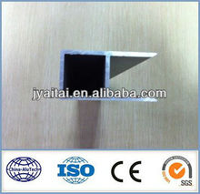 U type decorative aluminium profile