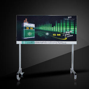 Backlight led display outdoor P10 led screen