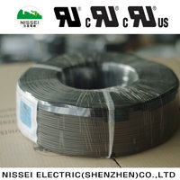 UL1365 30AWG 300V BLACK 1 CORE