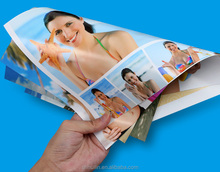 Inkjet double sided high glossy matte cast coated photo paper 300
