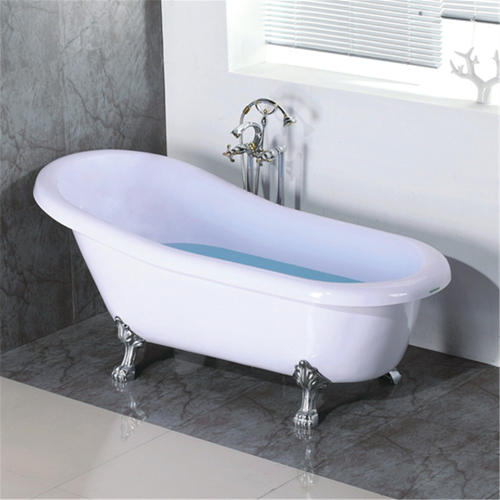 Acrylic free standing bathtub buy acrylic free standing for Best acrylic bathtub to buy