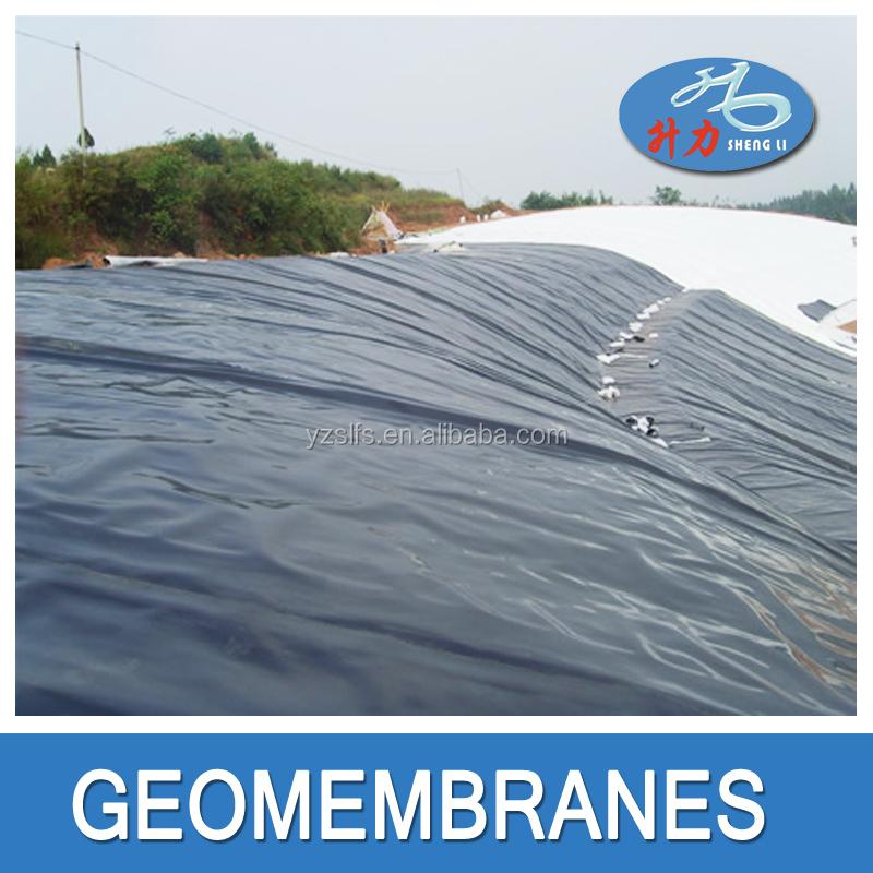 Uv resistencias resistencias qu micas del estanque de for Precio de estanques de geomembrana para peces