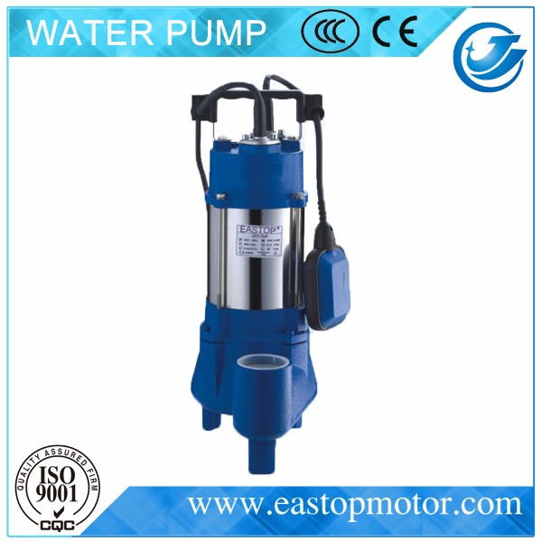 HVT-F hydromatic sump pump for Local drainage with Insulation ClassB