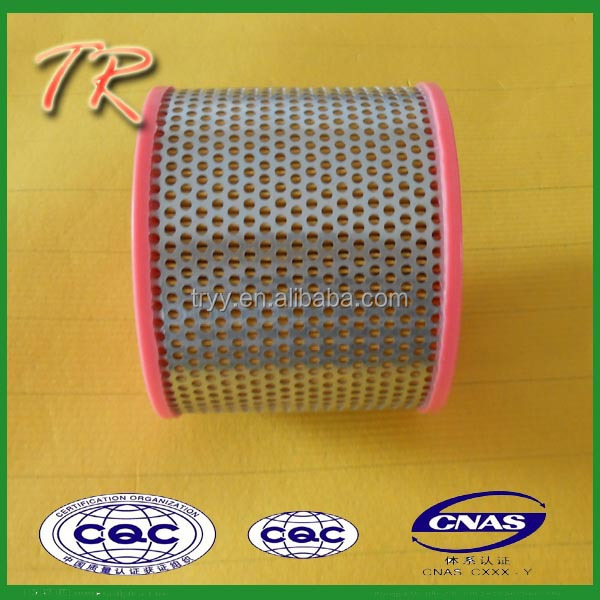 Replacement of air compressor 1622312580 filter element