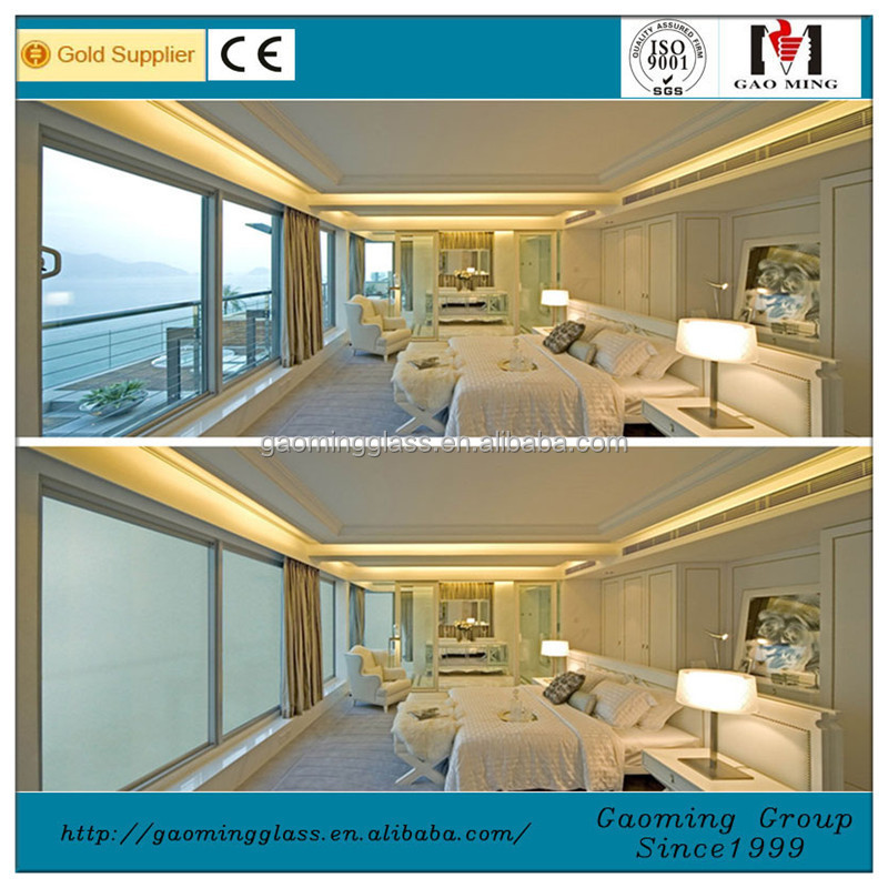 Electrically Polarized Glass,Electric Tinting Glasss,Electric Glass for Door 4461