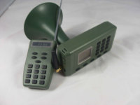 200M remote Control Outdoor Hunting Bird Voice Callers Bird Sound MP3 Players with 110 Sounds