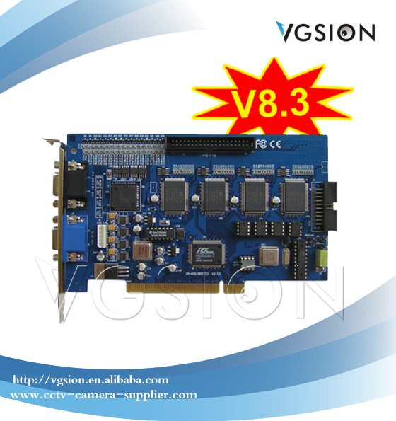 video surveillance card 120fps