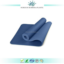 Waterproof TPE yoga mat different texture options