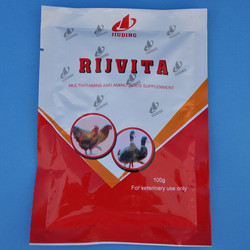 vitamins and supplements water soluble powder bird medicine vitamins for poultry growth