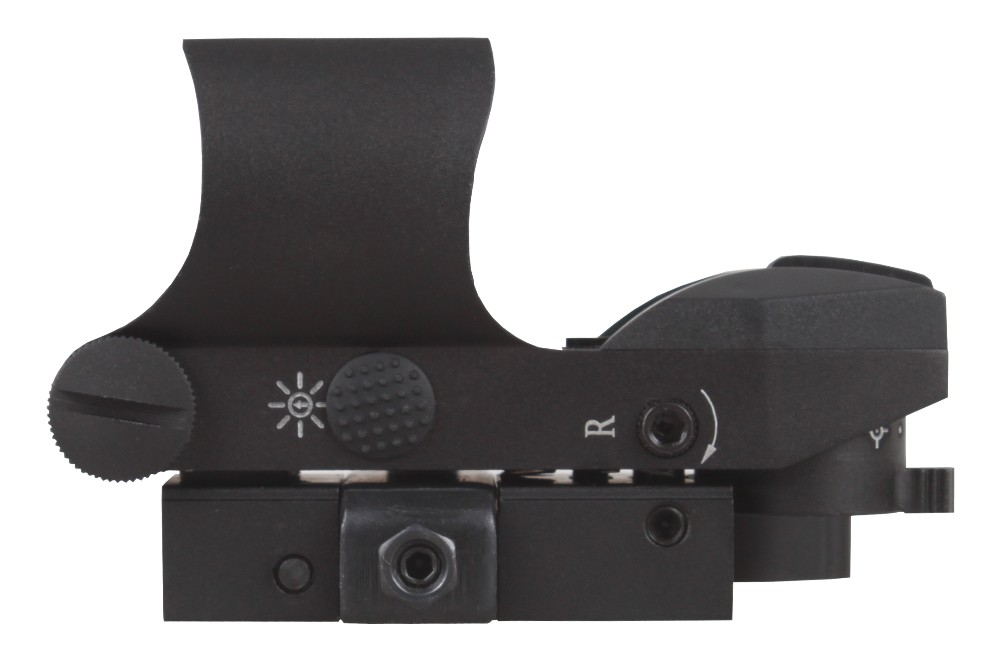 Vector Optics1x28x40 Ravage Reflexible Multi Reticle Reflex Red Dot Scope Rifle Sight with QD Mount