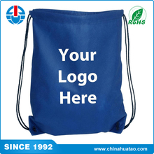 Fugang Customized Non Woven Draw String Sports Bags With Competitive Price