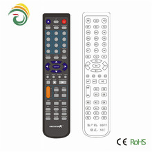 new smart 3d lcd led tv universal remote control