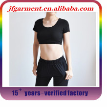 young sexy club plain crop tops wholesale cheap tops
