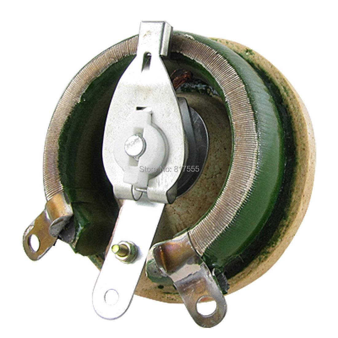 Wirewound Ceramic Potentiometer Variable Rheostat Resistor 25W 500 Ohm