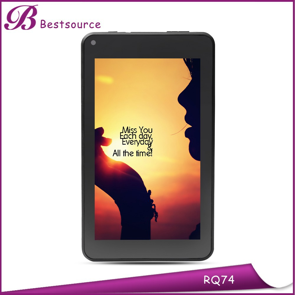 Made in China competitive price RK 3126 quad core 7'' Android Kitkat Education Tablet PC