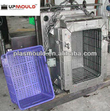 plastic crate mould/See larger image Plastic Foldable Crate Mould/Beer Bottle Crate Mould