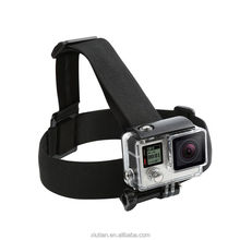 A version camera Head Strap Mount Adapter for go pro hero5 camera/SJ7000/XIAOYI 4K