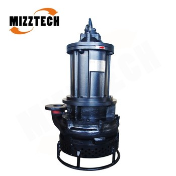MIZZTECH Self Priming Centrifugal Vertical High Quality Sewage Submersible Pump