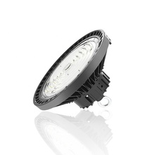 Waterproof IP65 ufo led highbay light 100w 150w 200w 1-10V dimmable 150 0r 190lm/<strong>w</strong>