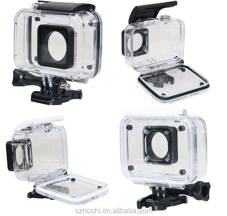 Camera Diving 40M Waterproof Case Factory price gopro accessories II 2 Case Xiaomi YI 4K Action Camera 2 Protective Housing