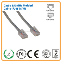 High quality 100% component test cat5E patch cord